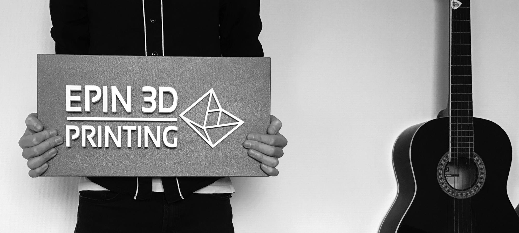 3D Printen Friesland EPIN 3D