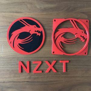 NZXT en MSI Project