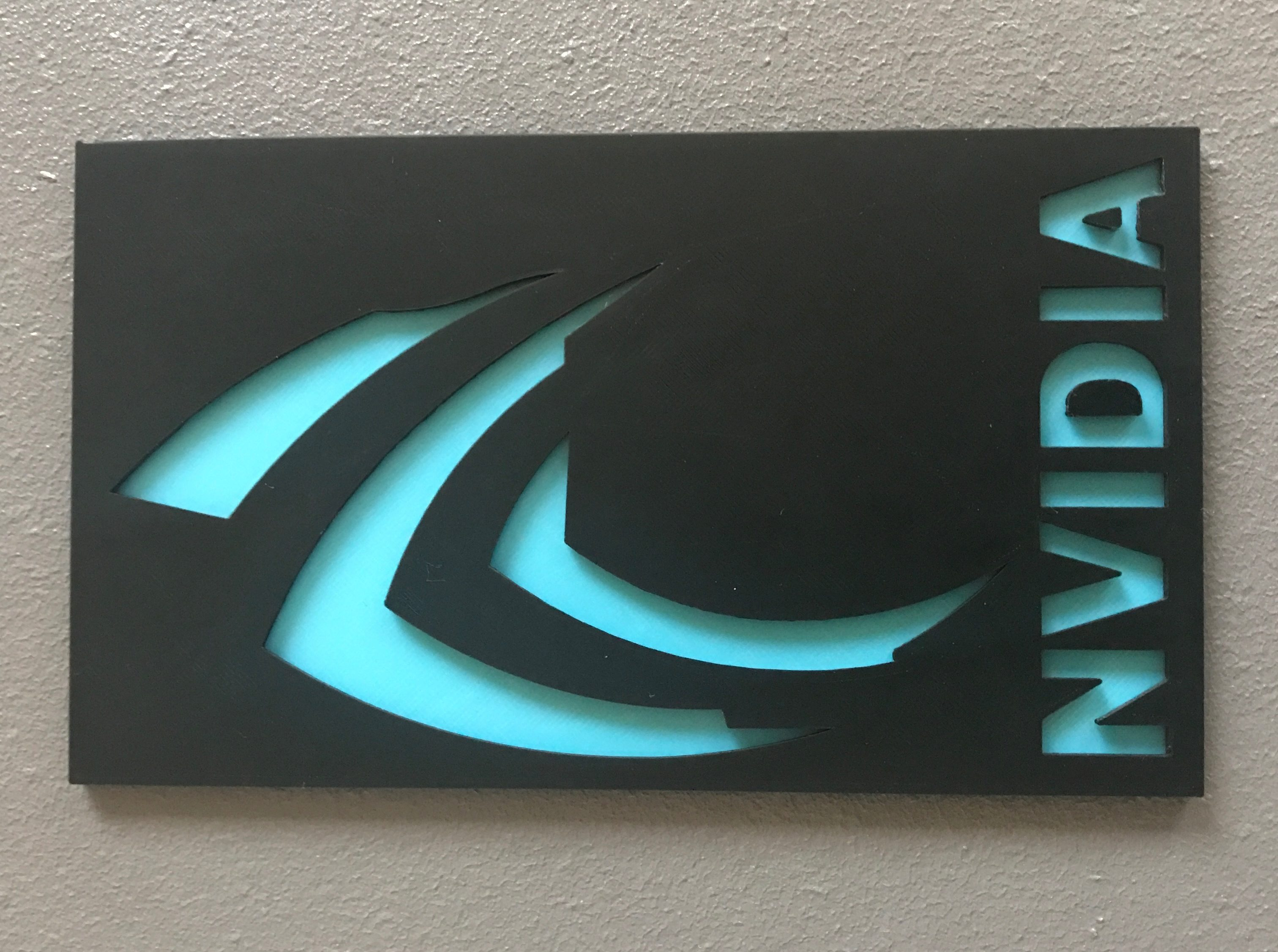 Backplate Nvidia